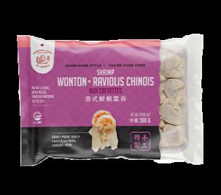 Hong Kong Style Shrimp Wonton