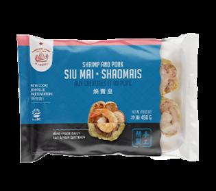 Shrimp & Pork Siu Mai